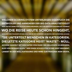 Mittelalterlicher Bannfluch via Big Data https://www.linkedin.com/pulse/daten-forensik-gegen-big-data-denunzianten-systeme-gunnar-sohn