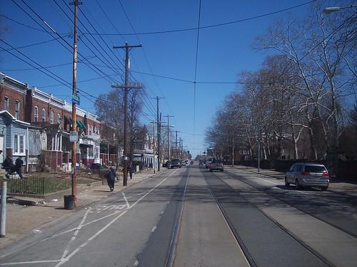 Woodland Av & 69th St