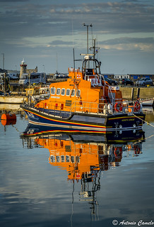 Lifeboats In Howth