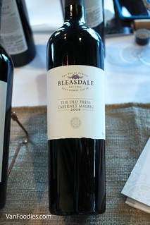 Bleasdale The Old Press Cabernet Malbec