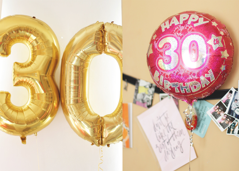 Birthday baloons, Bumpkin Betty