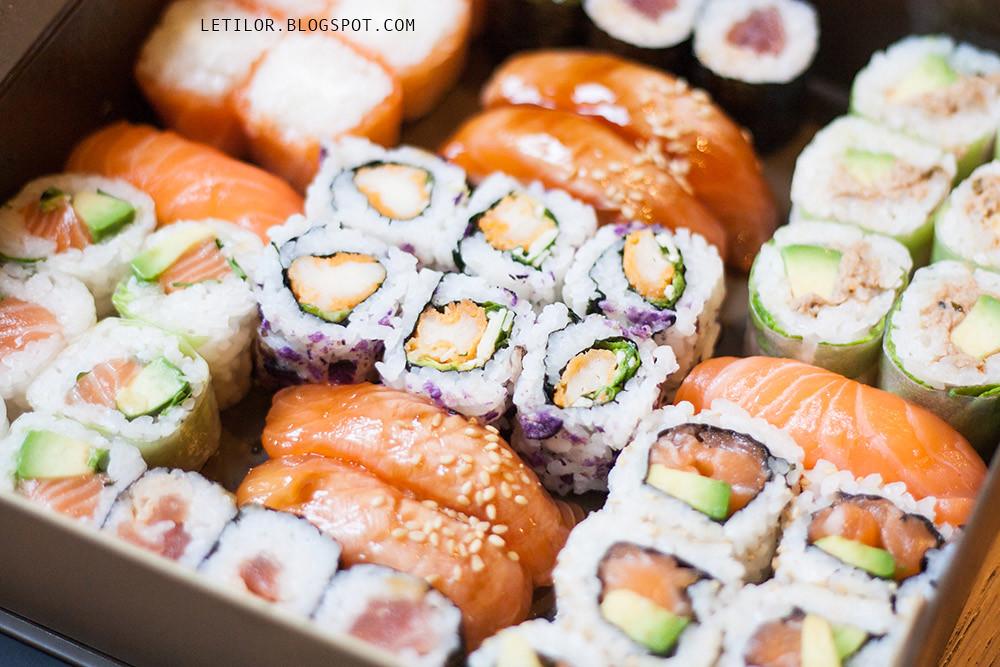 sushi shop bruxelles