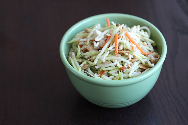 Ramen Broccoli Slaw Salad