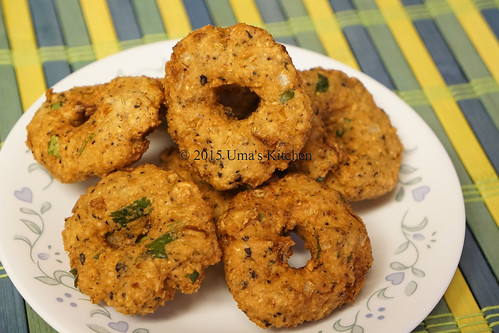 Black eyed peas vadai 8