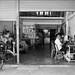 Thai man tailor, Mae Sod, Thailand