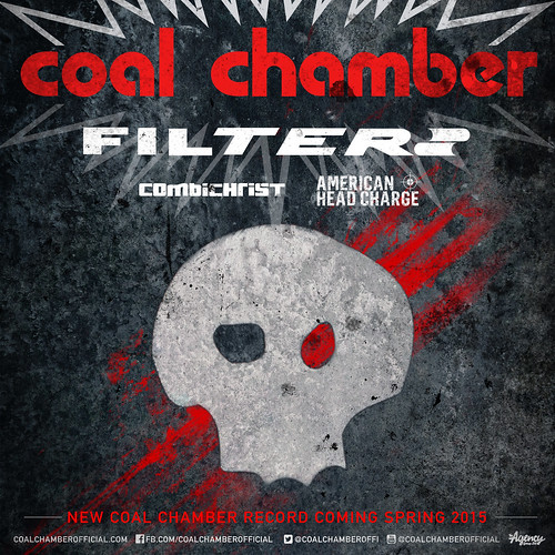 Coal Chamber at Rams Head Live