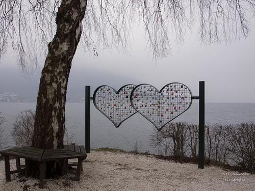 Romantisches Platzerl Schloss Orth