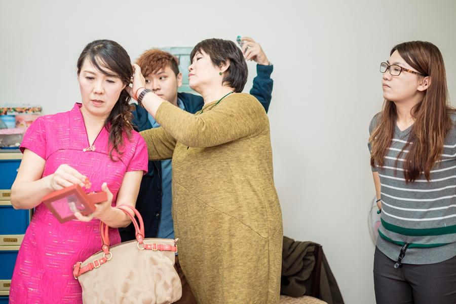 [高雄婚攝] 瀚升 & 蓓怡 婚禮攝影 / 建利喜宴會館