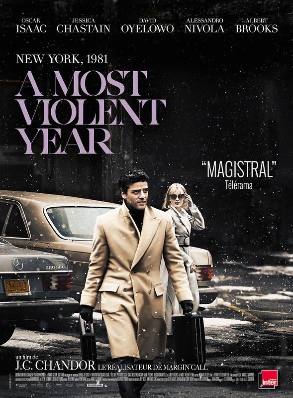 Năm Bạo Lực Nhất - A Most Violent Year 2015 [Phim Hành Động]