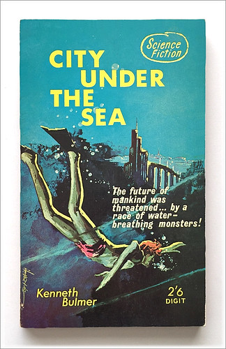 City Under The Sea by Kenneth Bulmer