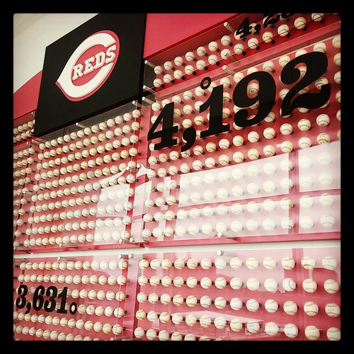 Reds Hall of Fame...