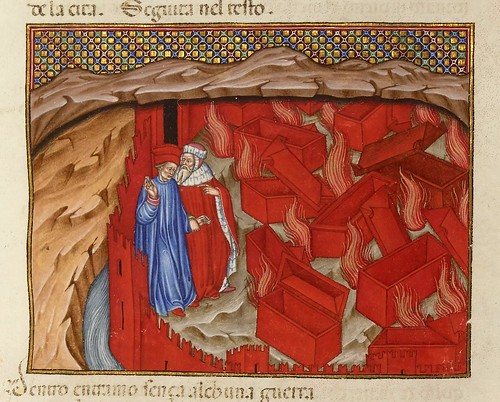 008-Ms 2017- L'Enfer de Dante…1401-1500-Folio 114r- Bibliothèque nationale de France