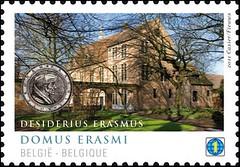 02b Maisons Ecrivains Erasmus timbre