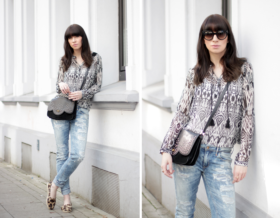 Les Temps des Cerises outfit styling jeans ripped blue spring styling fashionblogger outfitblogger ricarda schernus blog cats & dogs germany berlin hannover 5