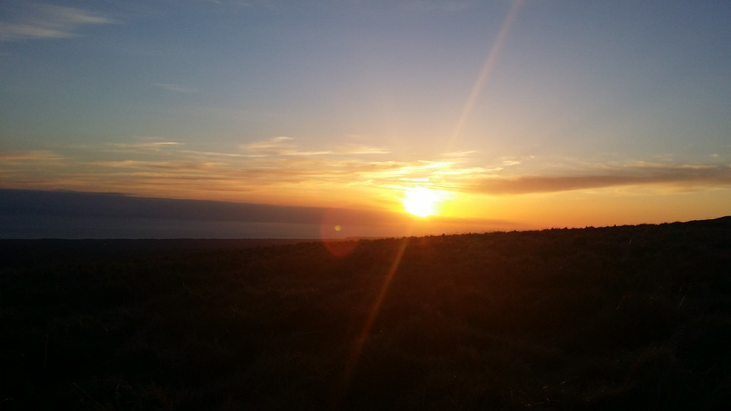 Seatallan sunset #sh