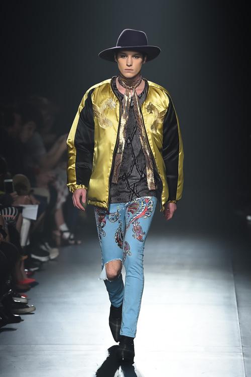 FW15 Tokyo DRESSCAMP013(Fashion Press)