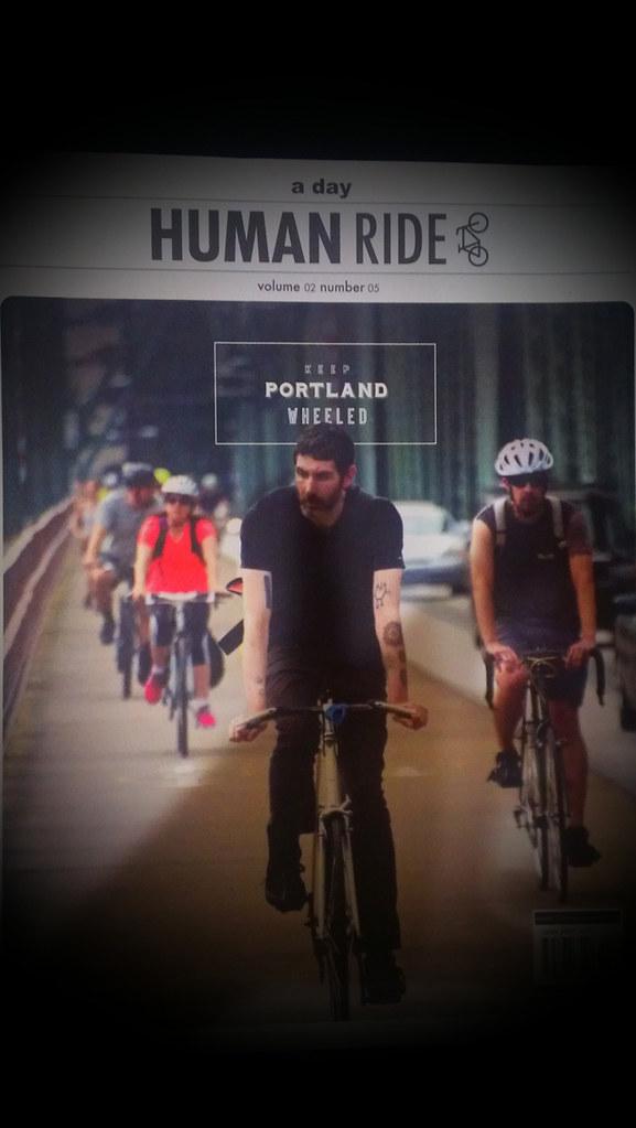 Human Ride : Portland