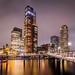 Skyline | Rotterdam by MarkJongen photography