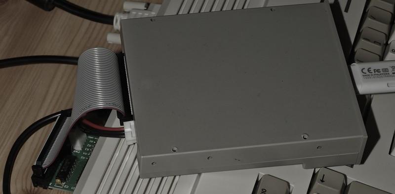 External Disk Drive Adapter