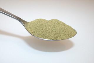 12 - Zutat Rosmarin / Ingredient rosemary