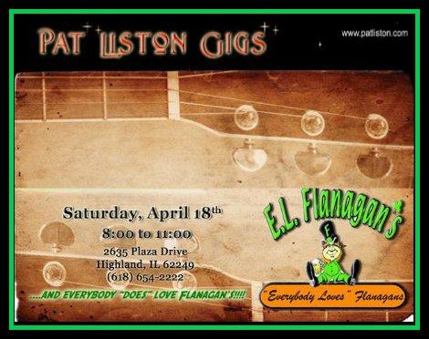 Pat Liston 4-18-15