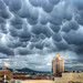 More Mammatus Clouds - Roanoke Weather by Terry Aldhizer