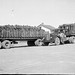 Trucks loaded with Gilsonite - unknown date/location by Ed Yourdon
