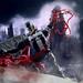 Venom vs Carnage by Bryan German