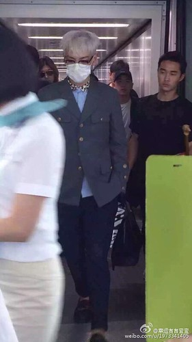 more BIGBANG arrival Shenzhen 2015-08-07 (69)