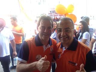 Solidariedade oficializa candidatura em Santo André