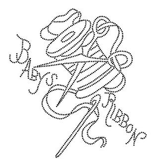 Walker's Embroidery Transfer
