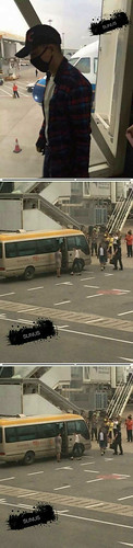Big Bang - Wuhan Airport - 27jun2015 - SUNANDUS - 01