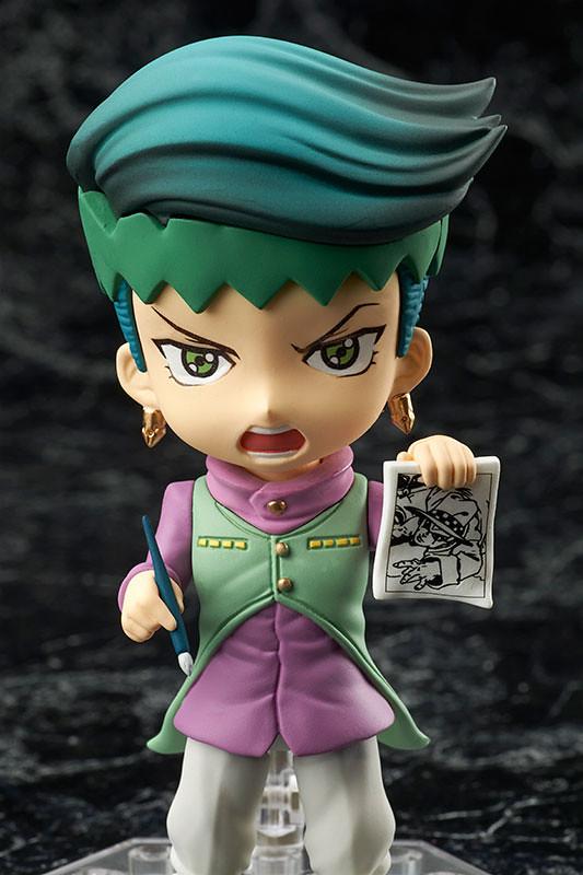 Minissimo Series 《JoJo的奇妙冒險》第四部「不滅鑽石」岸邊露伴(電視版本) 登場!