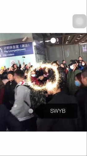 Big Bang - Beijing Airport - 31dec2015 - StayWithYB - 01