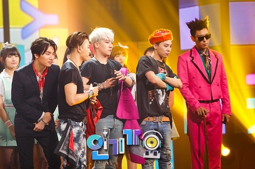 Big Bang - SBS Inkigayo - 10may2015 - SBS - 50