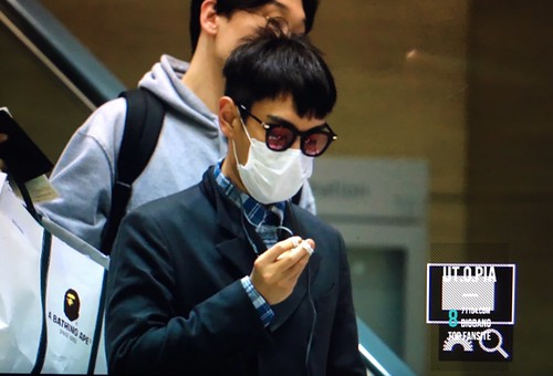 Big Bang - Incheon Airport - 03dec2015 - Utopia - 01