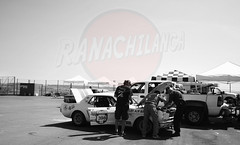 Rob Miller's Mustang at La Carrera Panamericana 2015 by Ranachilanga