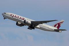 A7-BFA | Boeing 777-FDZ | Qatar Airways Cargo