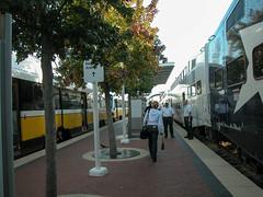 20061110 81 Trinity Railway Express @ Dallas Union Station