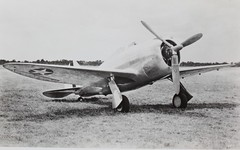 Republic YP-43 Lancer The Lend-Lease aircraft were delivered to China through Claire Chennault's American Volunteer Group, the