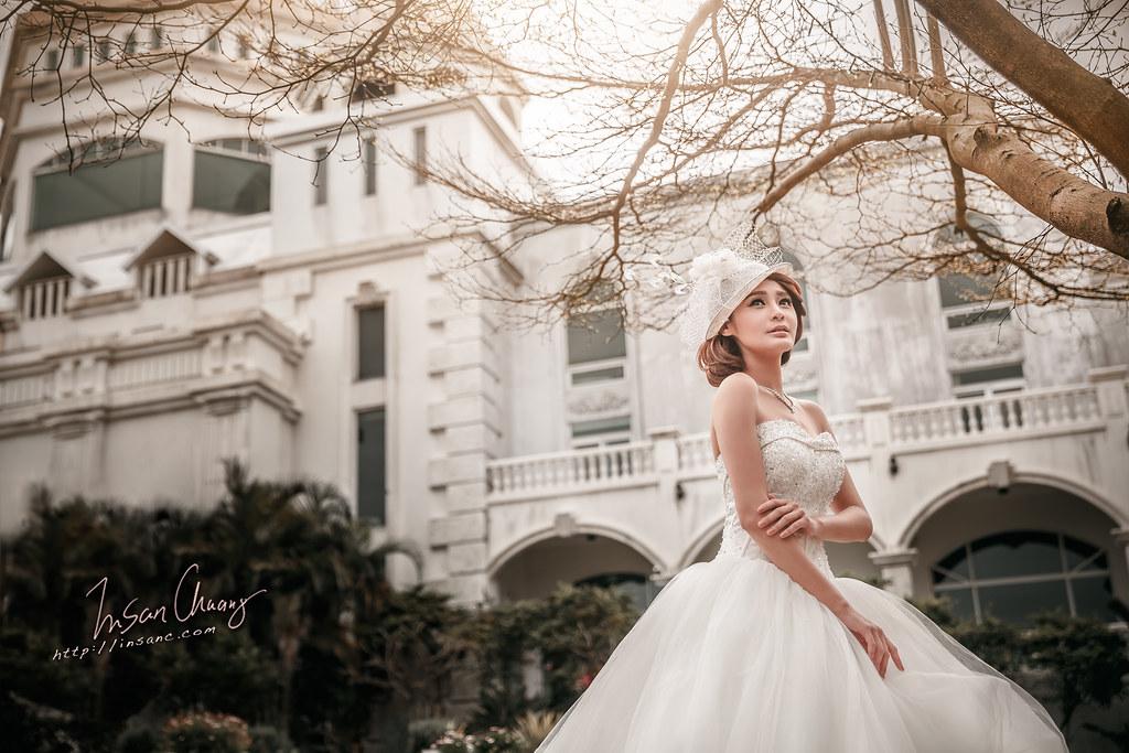 復古歐風婚紗-君洋城堡 by 婚攝英聖 insan chuang