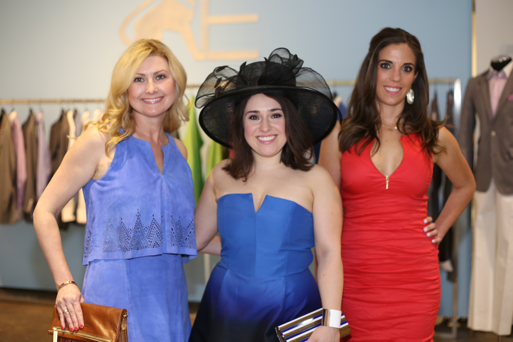 Derby day fashion for women in dallas by tootsies