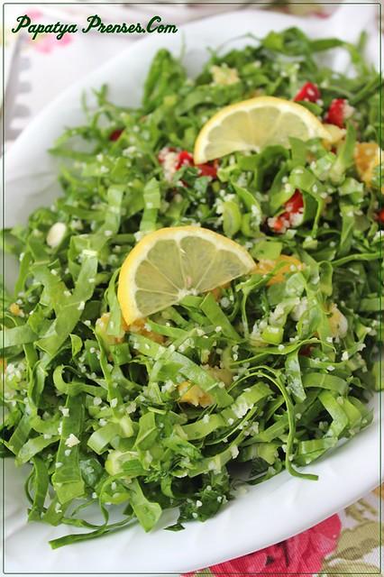 pazı salatası (4)