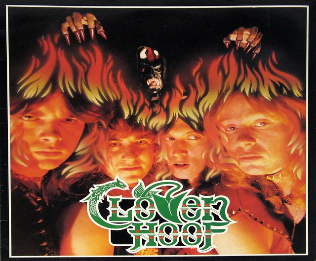 CLOVEN HOOF NWOBHM  NEW WAVE OF BRITISH HEAVY METAL AT IT'S BEST