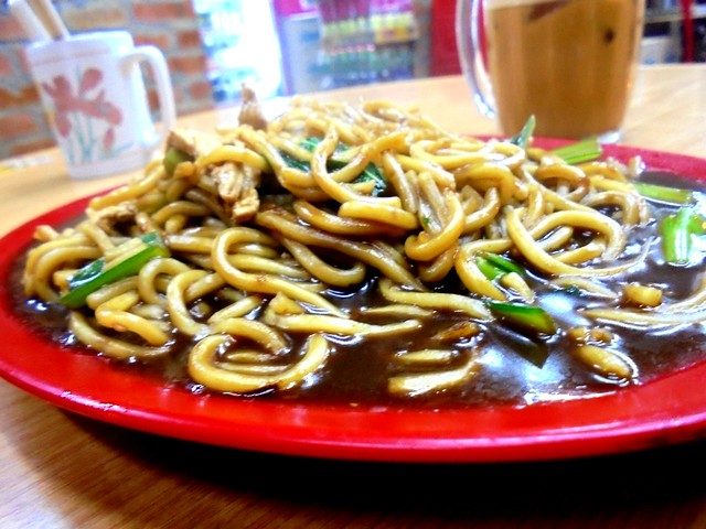 Happy Dragon Foochow fried noodles too