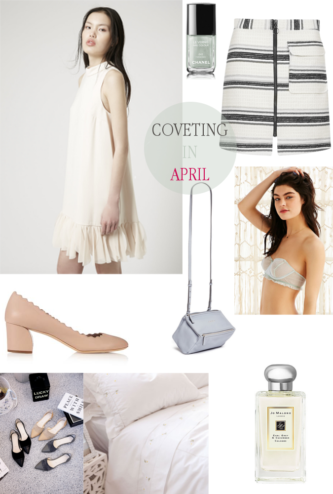 Daisybutter - Hong Kong Lifestyle and Fashion Blog: April wishlist