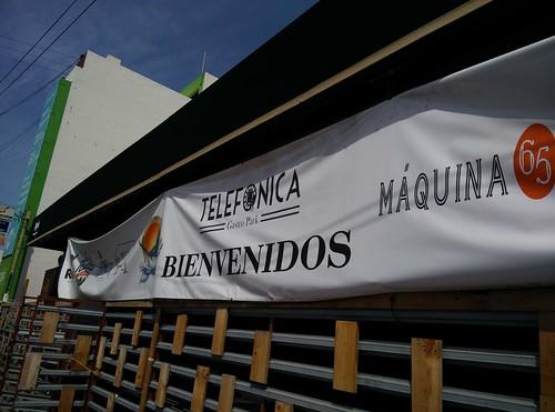 Telefónica Gastro Park