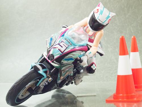 レビュー フリーイング ex:ride Spride.06 TT零13 (ミクバイクEV2013)