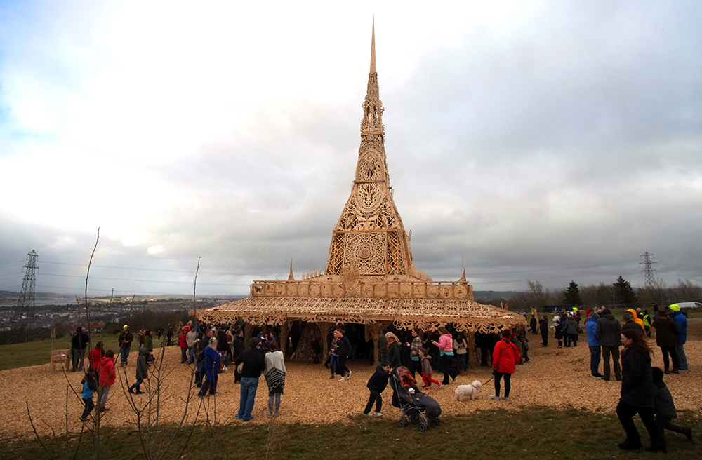 Temple Project, Derry by David Best