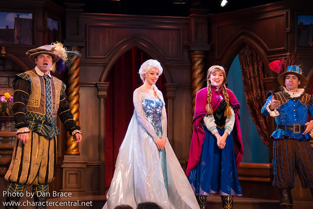 Frozen at the Royal Theatre